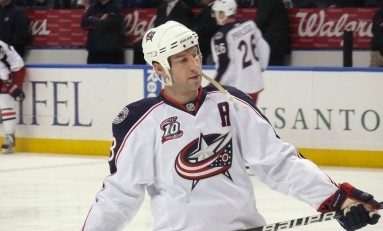 Blue Jackets Lose Again, Interesting Comments From RJ Umberger