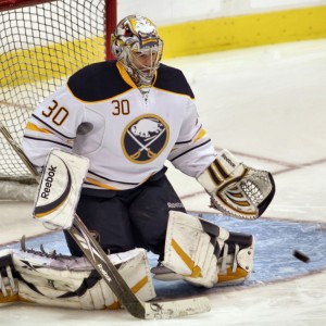 With the Sabres, Miller was as good as any goalie in the league. (HermanVonPetri)