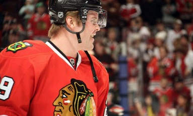 Bryan Bickell Signs Contract Extension with Chicago