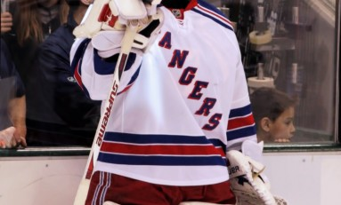 Role Players Biron, Stepan Lead Rangers to 11th win in 13 games