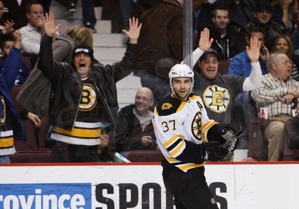 Bruins Core - Patrice Bergeron