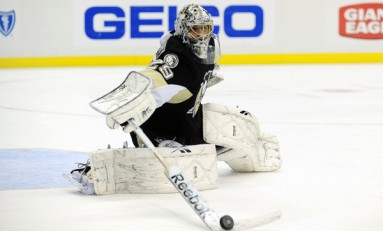 Marc-Andre Fleury Should Make Team Canada