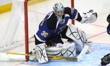 Anthony Stolarz - The Next Ones: 2012 NHL Draft Prospect Profile - The Dark Horse Goalie