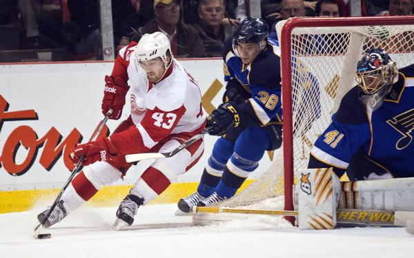 Darren Helm detroit hockey