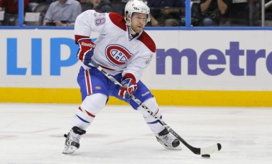 David Desharnais: Is He Done with the Canadiens?