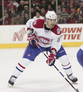 Max Pacioretty is one of four players who have a very good chance at taking home the Masterton Trophy this summer (Icon SMI)