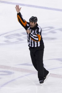 Bill McCreary referee