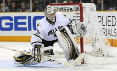 Kari Lehtonen's Injury Will Test The Dallas Stars