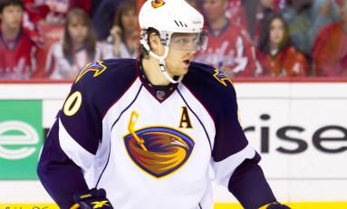 Nik Antropov Eyeing Return to NHL