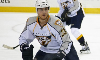 In Wilson, Preds Find Young Legs and the Versatility of a Veteran