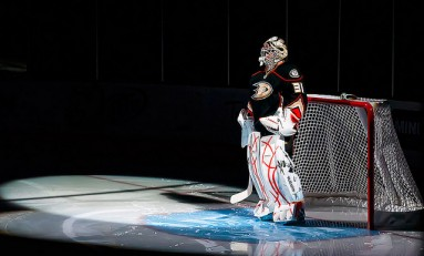Anderson and McElhinney Solid in Goal for Senators