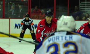 Caps Update: Oates In, Wideman Out, Evason to Milwaukee Admirals