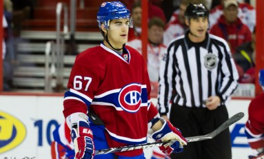 Solution Is Simple for Montreal Canadiens with Pacioretty Out