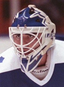 Peter Ing played just 59 games as Maple Leaf, but was part of Saturday's Homecoming ceremony. (INGcorporated)
