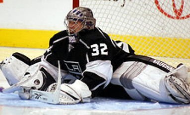 Kings' Quick for Vezina...and Hart?