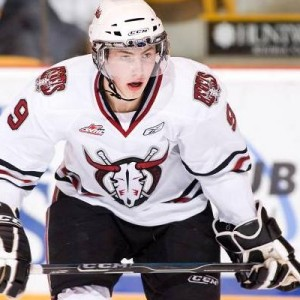 Ryan Nugent-Hopkins as expected went number one overall. (thescoutingreport.org)