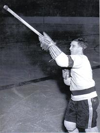 Ted Lindsay Red Wings hockey player