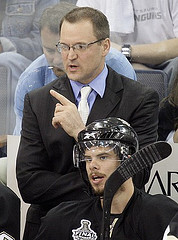 Dan Bylsma's systems often bring the best out of role players, but often at the expense of skill players like Kovalev (wstera2/flickr)