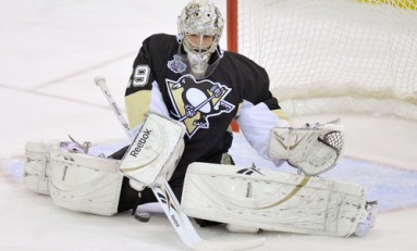Looking Back on 300 wins for Marc-Andre Fleury
