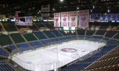 Nassau Coliseum's Redevelopment Plan Approved