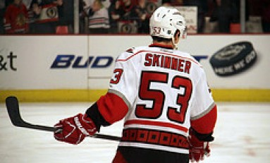 Jeff Skinner: a model of consistency