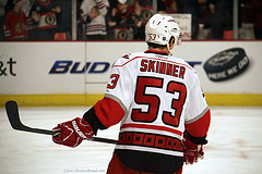Jeff Skinner should be a part of Carolina's future. (Cheryl Adams / HockeyBroad.com)