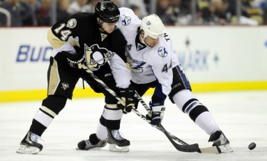 Sid out with Mumps...Preview of Tampa vs. Pittsburgh