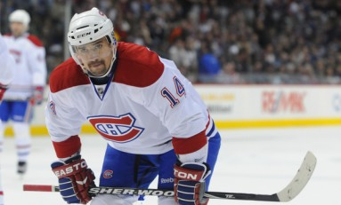 Montreal's Tomas Plekanec Thriving During NHL Lockout