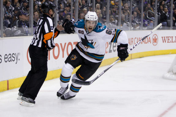 Jason Demers Sharks