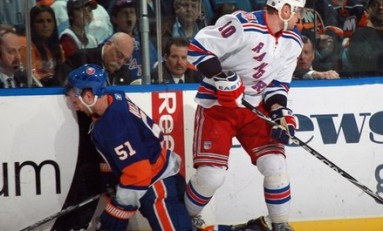 The Battle of New York: Islanders/Rangers