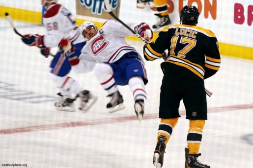 Bruins Habs