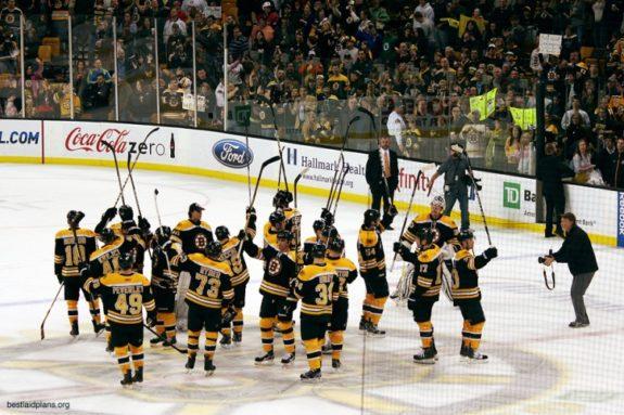 Krejci Bergeron Boston Bruins