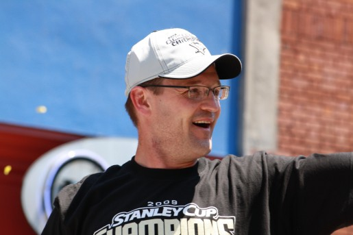 Dan Bylsma hasn't been the same since his Cup run (AxsDenny/Flickr)