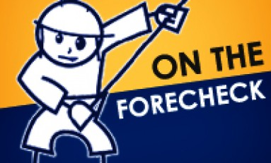 Blog Review & Interview: On the Forecheck