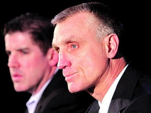 Flyers' GM Paul Holmgren has been known for his big spending habits.
