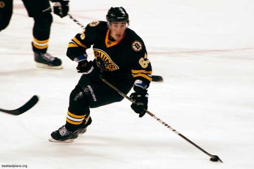 Boston Bruins Updates Brad Marchand