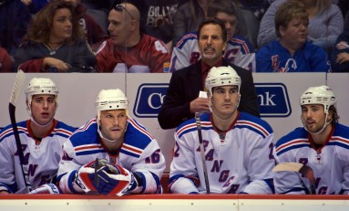 Rangers Looking for Another Tortorella