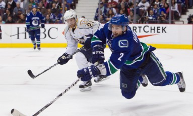 Dan Hamhuis' Future and the Canucks