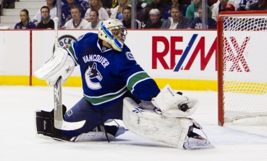 The Luongo Saga Continues - Early Struggles Amidst Commitment Concerns