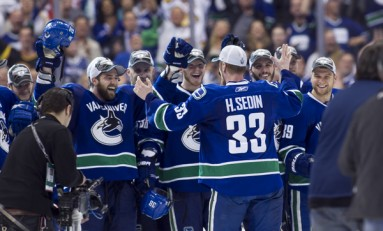 Did Doug Lidster Save The Canucks' Season?