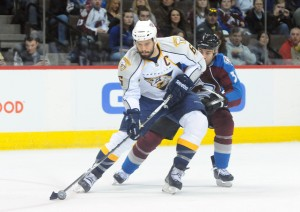 Shea Weber is a beast all over the ice (Icon: SMI)