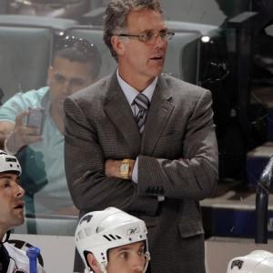 Craig Mactavish will serve as the club's Senior Vice President of Hockey Operations (Icon SMI)
