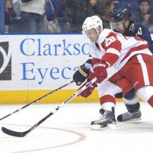 Brian Rafalski of the Detroit Red Wings (Icon SMI)