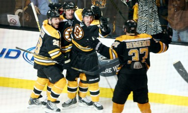 History Won't Be Made: Bruins' 3-0 series lead is different this year