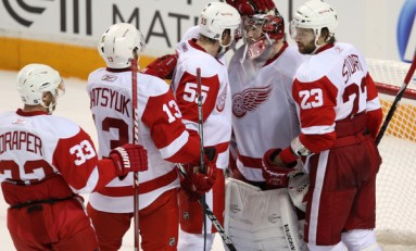 Jimmy Howard's Finest Hours of 2012-2013