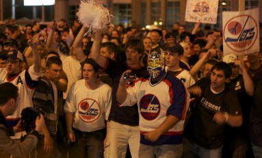 Relocation Roulette: Winnipeg, Atlanta Mayors Agree That Thrashers Move is Close