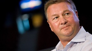 Canucks GM Mike Gillis