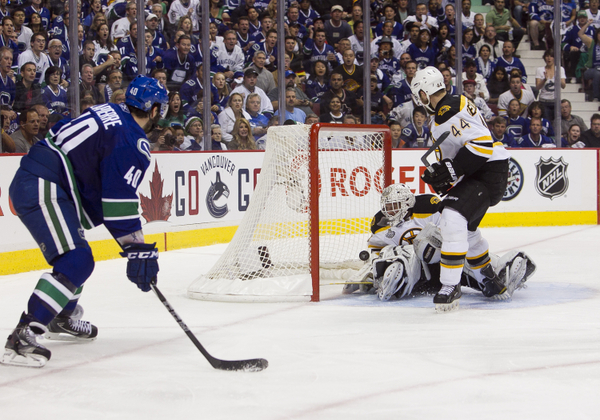 Lapierre pots the only goal of the game playoffs