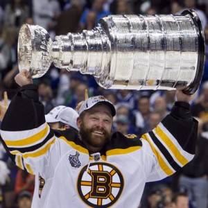 Bruins Hoist Stanley Cup