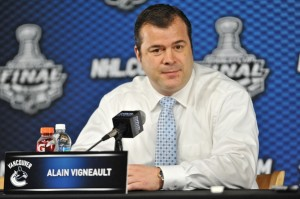 Goodbye Alain Vigneault (Icon SMI)